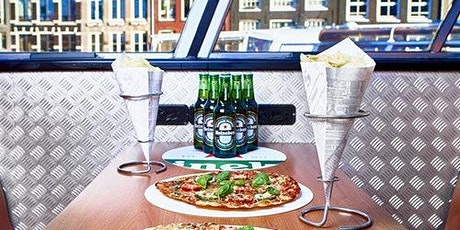 Pizza Cruise Amsterdam tickets