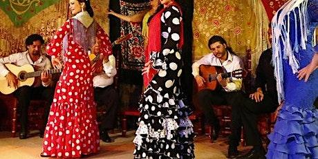 Flamenco Show at Cafe de Chinitas + Dinner entradas
