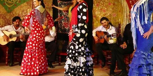 Flamenco Show at Cafe de Chinitas + Dinner