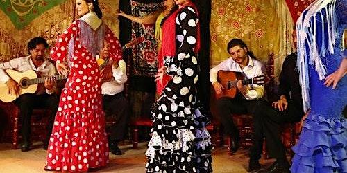 Flamenco Show at Cafe de Chinitas + Dinner