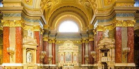 Organ Concert in St. Stephen's Basilica entradas