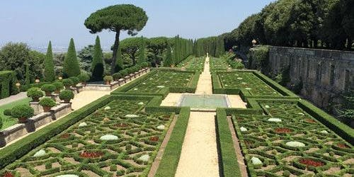 Papal Gardens at Castel Gandolfo: Skip The Line