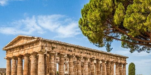 Paestum: Archaeological Park + Museum