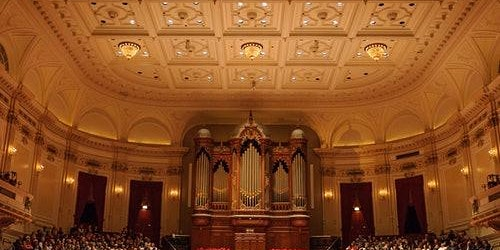 Concertgebouw: Sunday Morning Concert