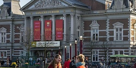 Guided Tour of the Concertgebouw tickets