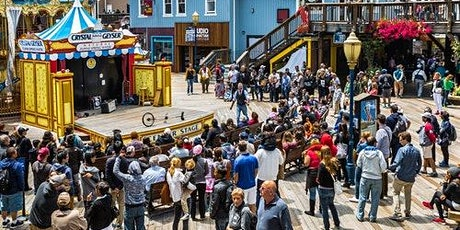 Pier 39 Attraction Pass tickets