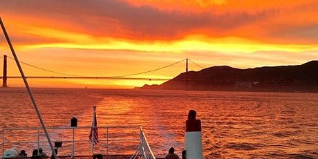 San Francisco Sunset Cruise tickets