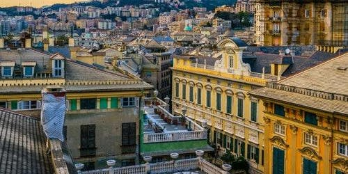 Rolli Palaces Guided Walking Tour