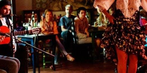 Flamenco Show at Jardines de Zoraya