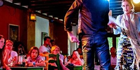 Flamenco Show at Jardines de Zoraya + Dinner tickets