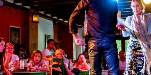 Flamenco Show at Jardines de Zoraya + Dinner