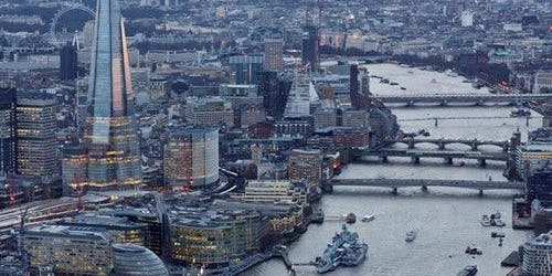 London Helicopter Flight