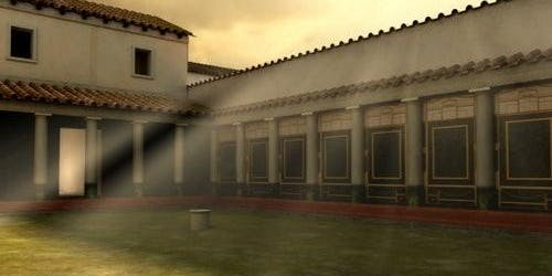 MAV - Virtual Archaeological Museum of Herculaneum