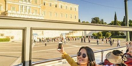 Hop-on Hop-off Bus Athens entradas