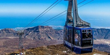 Teide Cable Car tickets