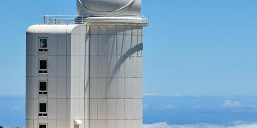 Teide Observatory: Guided Visit