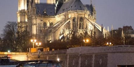 Dinner Cruise on the Seine tickets