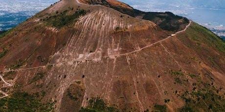 Vesuvius: Park Entrance & Guided Visit biglietti