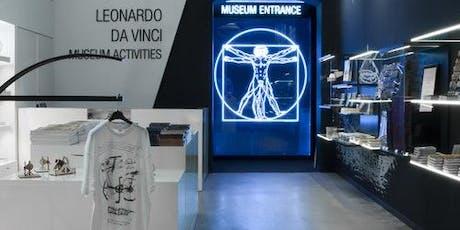 Leonardo da Vinci Museum Florence: Skip The Line biglietti