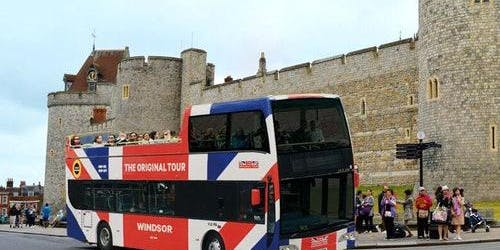 Hop-on Hop-off Bus Windsor