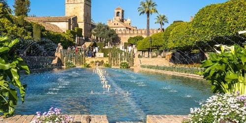 Alcazar of the Christian Monarchs: Guided Visit
