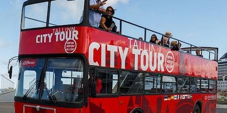 Hop-on-Hop-off Bus Tallinn tickets