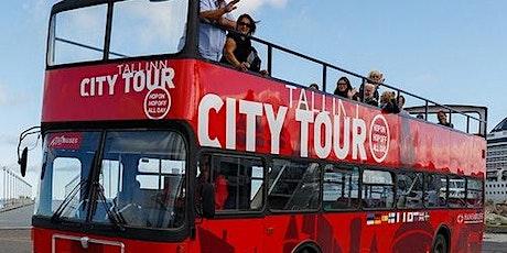 Hop-on-Hop-off Bus Tallinn tickets