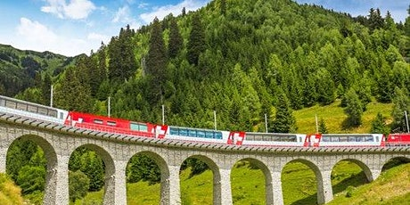 Bernina Express: Roundtrip from Milan biglietti