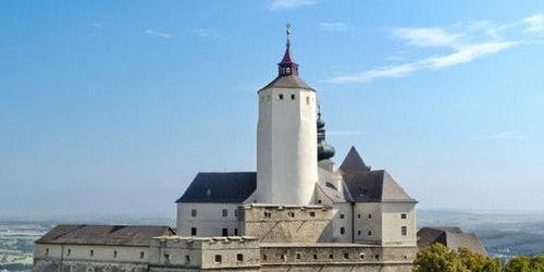 Forchtenstein Castle: Guided Tour + Weapons Collection