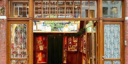 Hash Marihuana & Hemp Museum Amsterdam + Audio Guide
