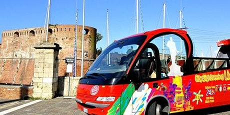 Hop-on Hop-off Bus Livorno tickets