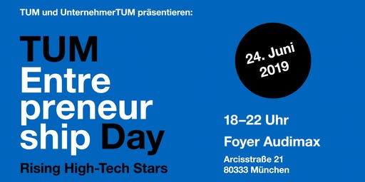 TUM Entrepreneurship Day 2019