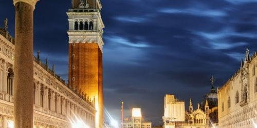 St. Mark's Basilica: VIP Guided Tour By Night