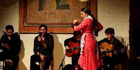 Tablao de Carmen: Flamenco Show + Dinner entradas