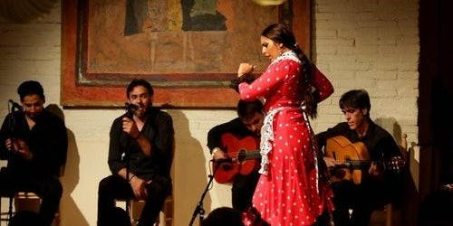 Tablao de Carmen: Flamenco Show + Dinner