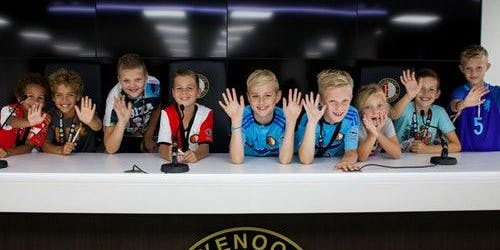 Feyenoord Stadium Tour