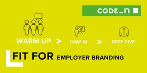 WARM UP for Employer Branding powered by CODE_n und...
