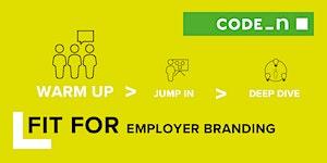 WARM UP for Employer Branding powered by CODE_n und...