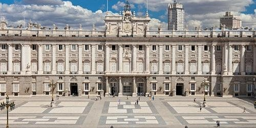 Royal Palace Madrid: Skip-The-Line Entrance & Guided Tour