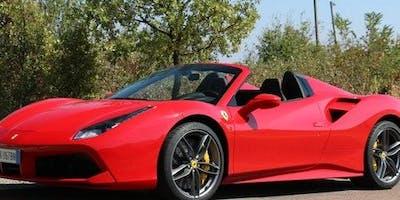 Ferrari Test Drive - Ferrari 488 Spider