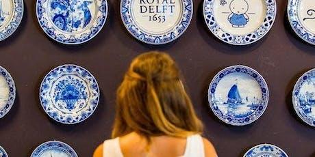 Grand Holland Tour from Amsterdam: Madurodam, Royal Delft, Euromast tickets