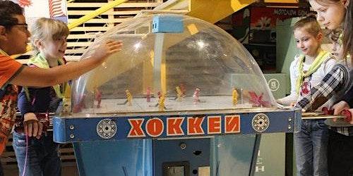 Museum of Soviet Arcade Machines Saint Petersburg