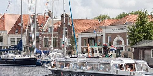 Haarlem Canal Cruise
