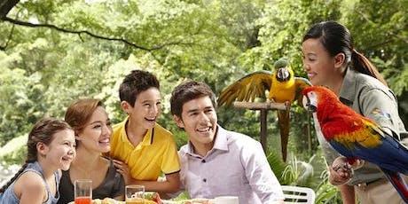 Jurong Bird Park tickets