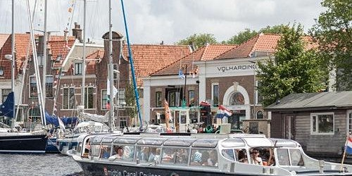 Hop-on Hop-off Boat Haarlem
