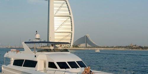 Luxury Yacht Share - Morning Tour