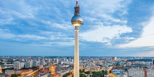 Berlin TV Tower Window Seating + Currywurst & Champagne: Skip The Line.