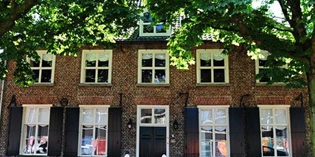 Vincent van Gogh House tickets