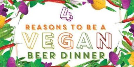 4 Reasons to be a Vegan tickets