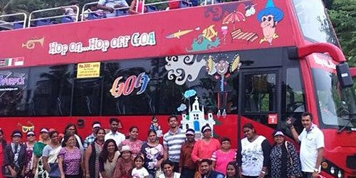 Hop-on Hop-off Bus Goa